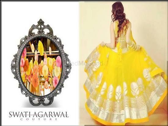 Photo of Swati Agarwal Bridal Couture