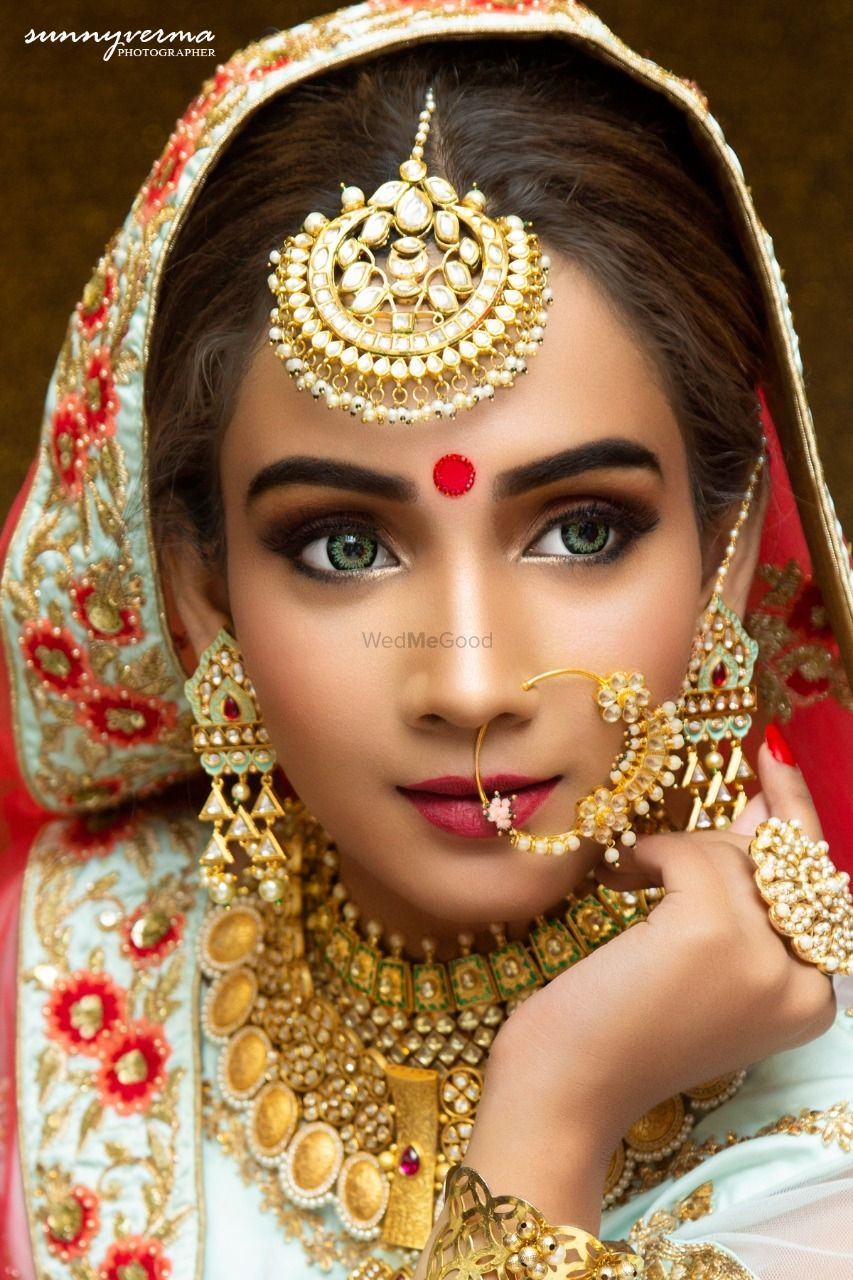Photo By Archana Thakkar Bridal Studio - Bridal Makeup
