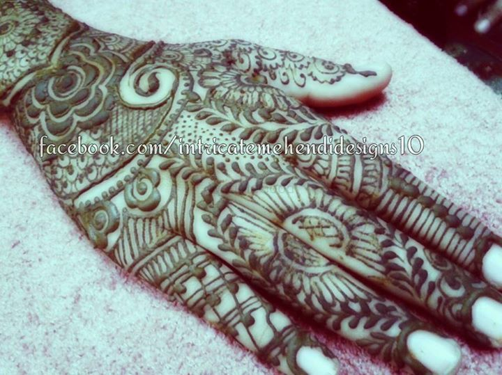 Photo By Intricate Mehendi by Raaza - Mehendi Artist