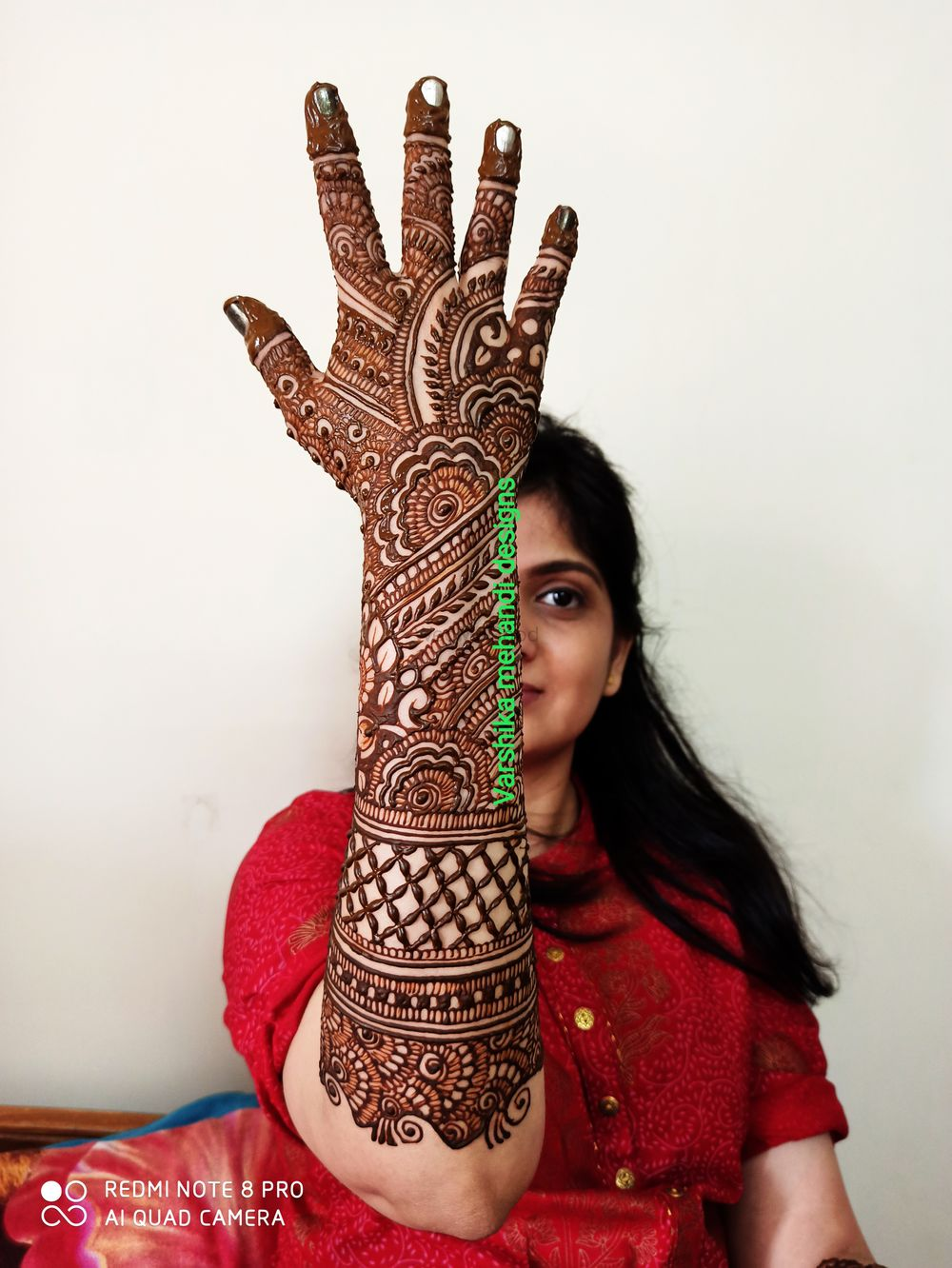 Photo By Varshika Mehandi Designs - Mehendi Artist