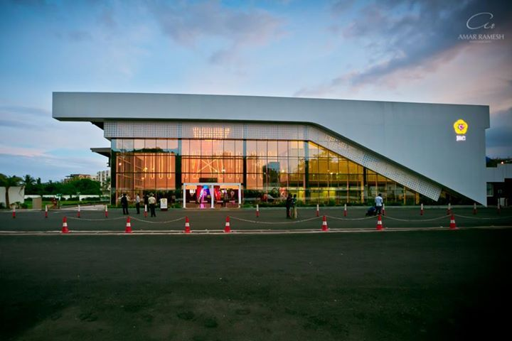 Photo By JRC Conventions - Venue