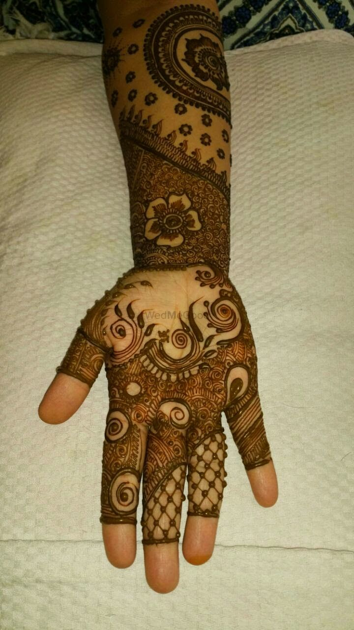 Photo By Munmun Mehendi Artist - Mehendi Artist