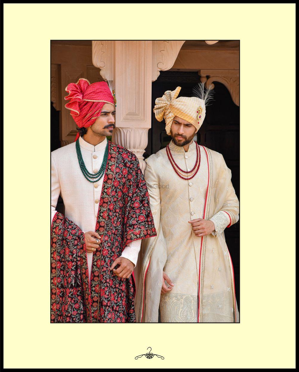 Photo By Puneet & Nidhi - Groom Wear