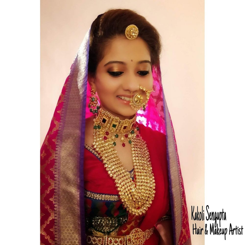 Photo By Kakoli Makeup Artist - Bridal Makeup