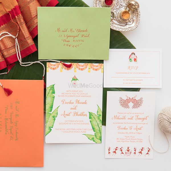 Photo By VS Calligraphy and Designs - Invitations