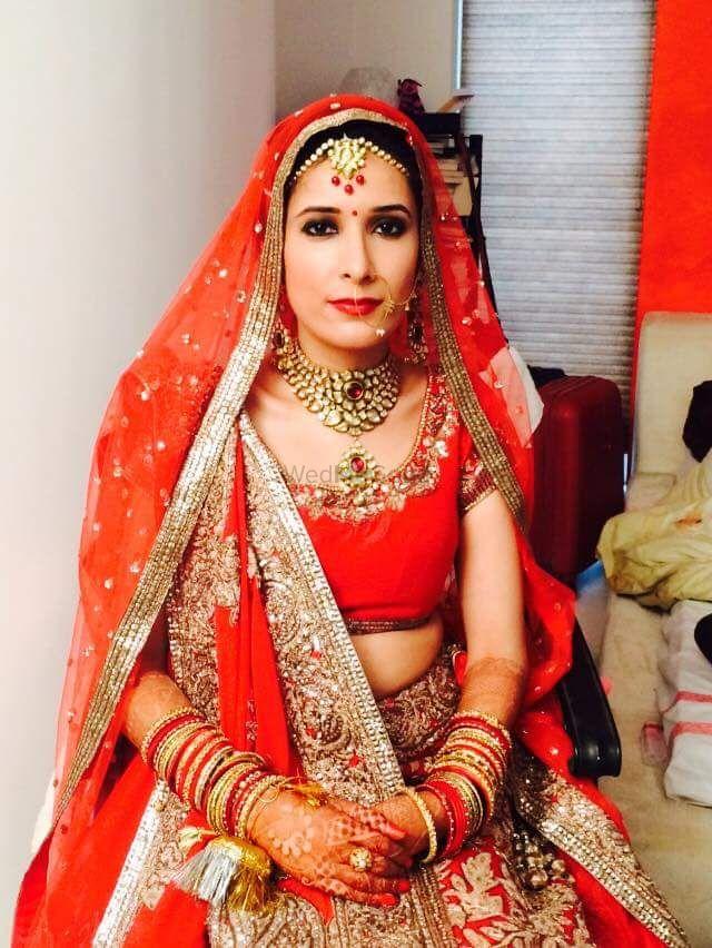 Photo By Anuj Dogra - Bridal Makeup