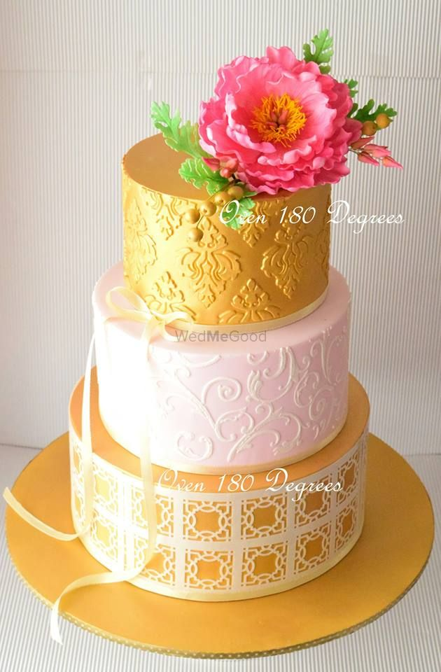 Photo By Oven 180 Degrees - Cake
