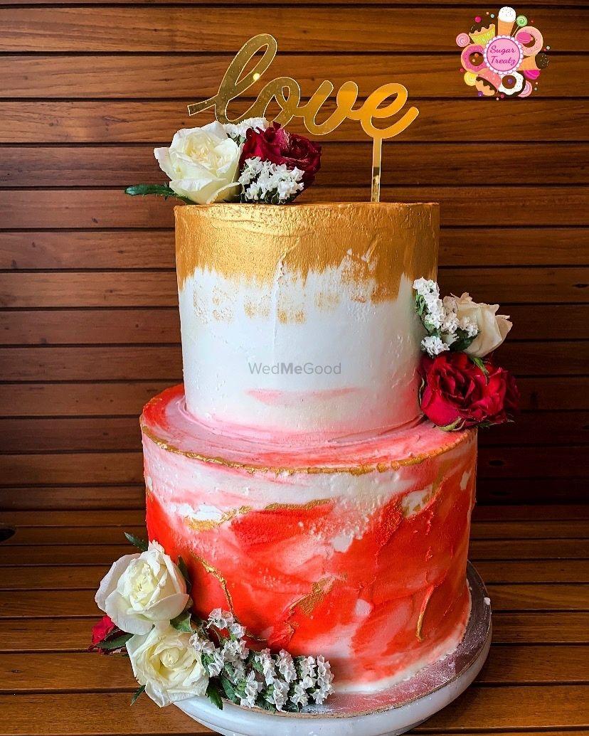 Photo By Sugar Treatz - Cake