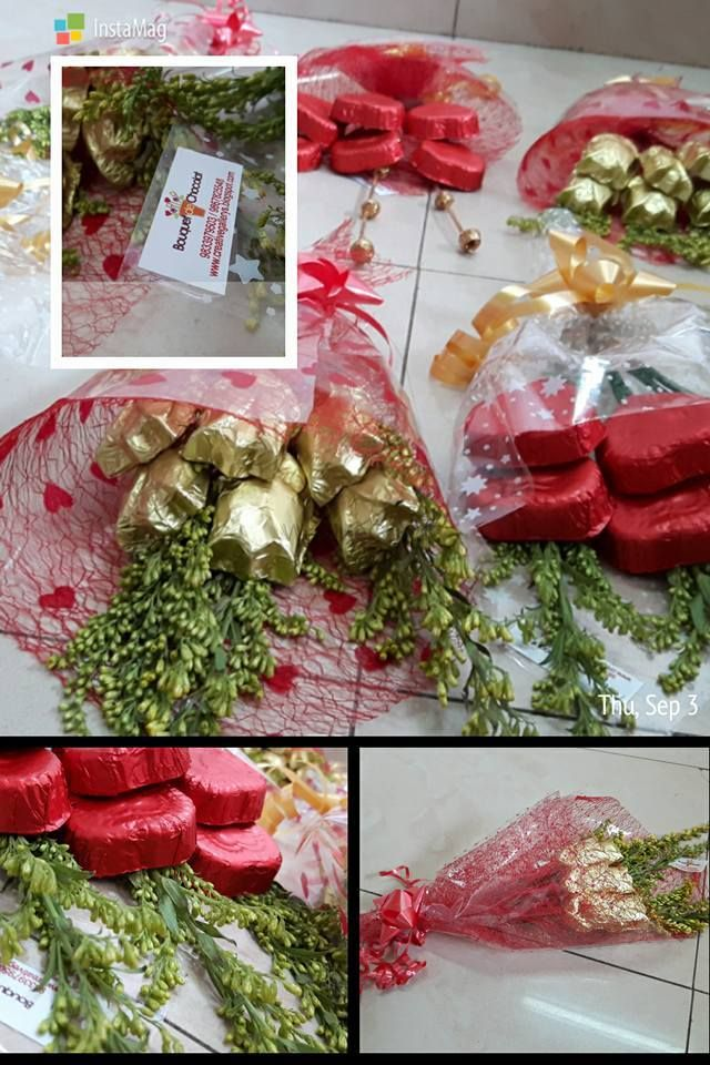 Photo By Chocolate Bouquet - Favors