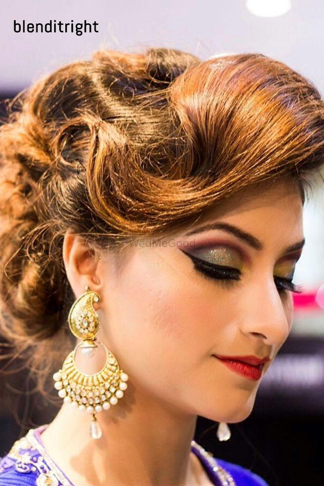 Photo By Blenditright - Makeup by Priyanka Sharma - Bridal Makeup