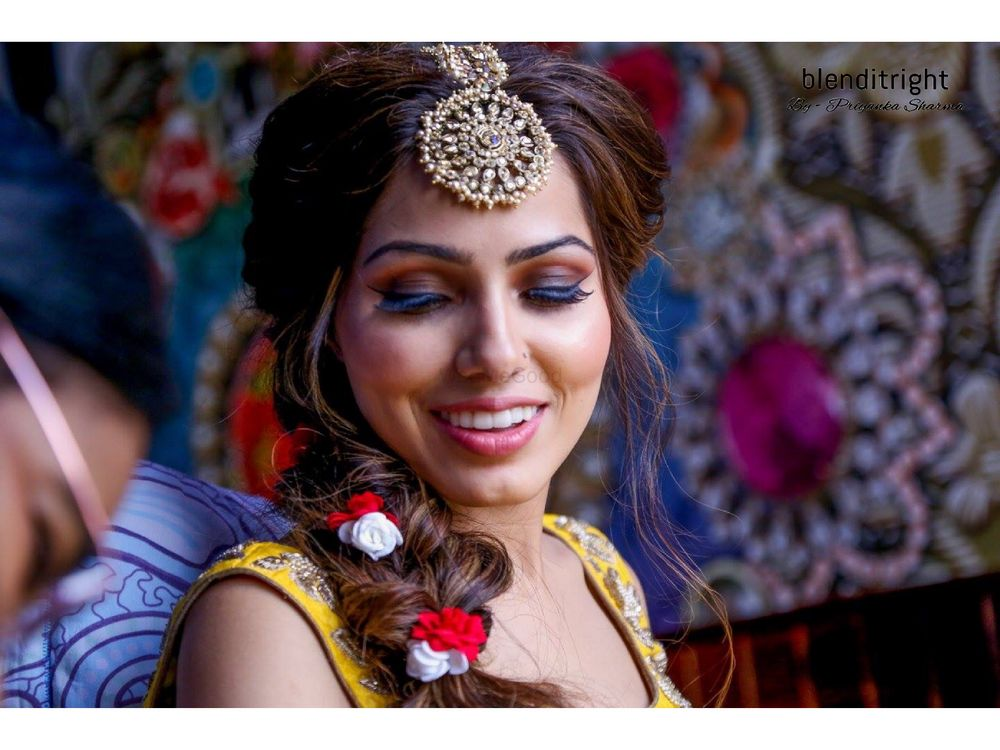 Photo By Blenditright - Makeup by Priyanka Sharma - Bridal Makeup