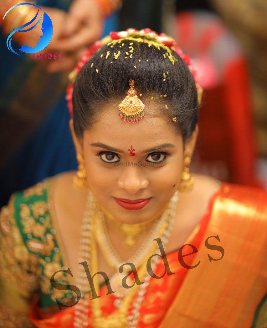 Photo By Shades Makeup Studio - Bridal Makeup