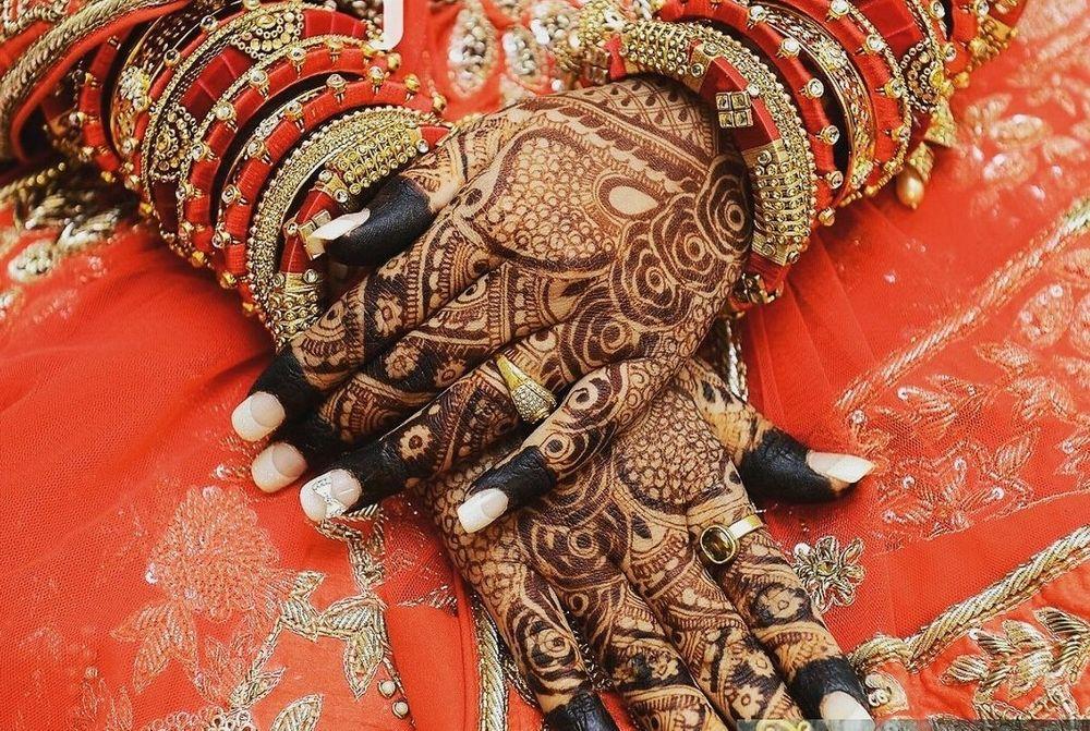 Photo By Pooja Gada  - Mehendi Artist