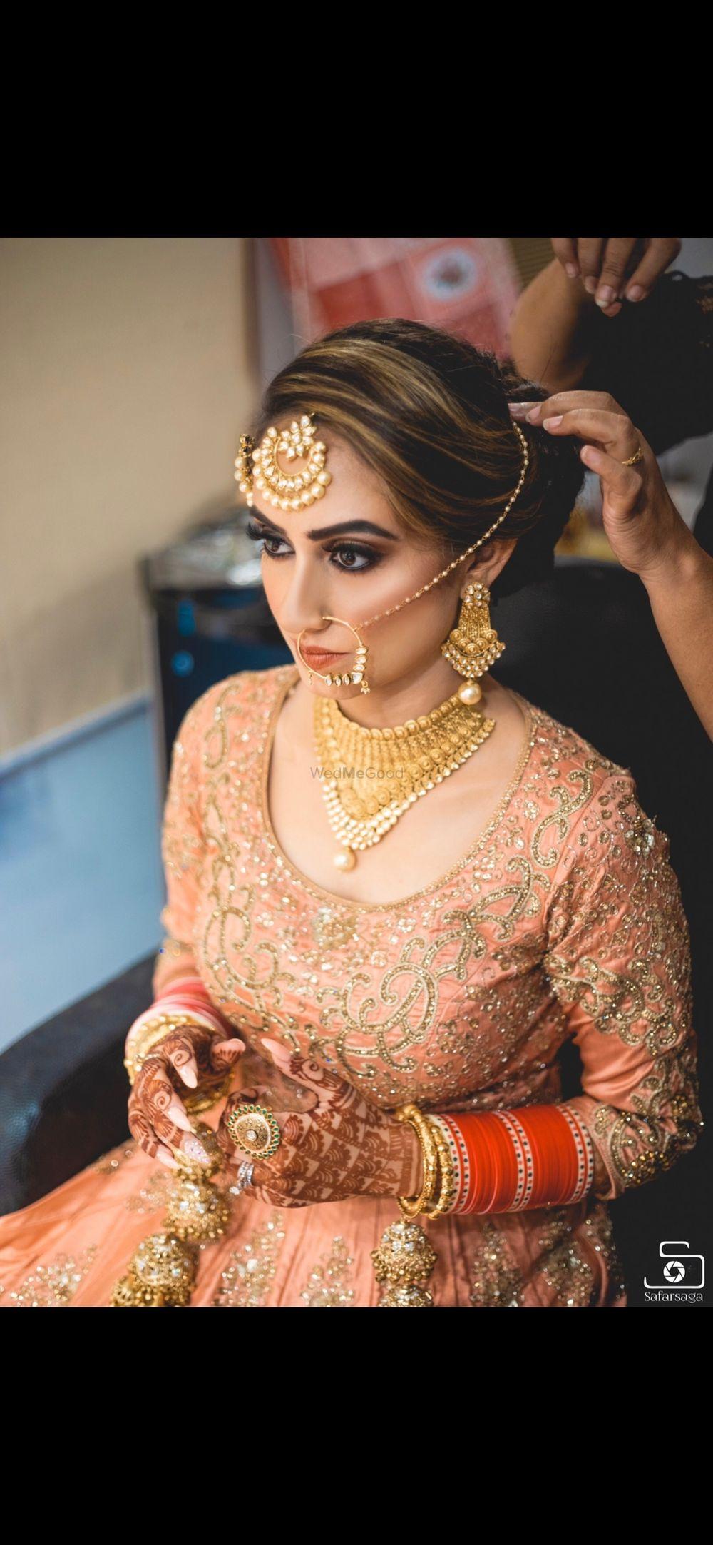 Photo By Amanat Gill Makeup Artist - Bridal Makeup