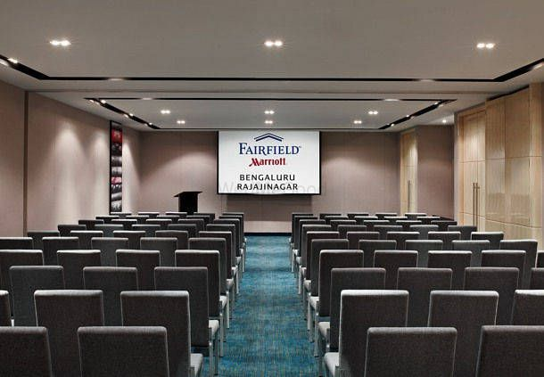 Photo By Fairfield by Marriott - Venues
