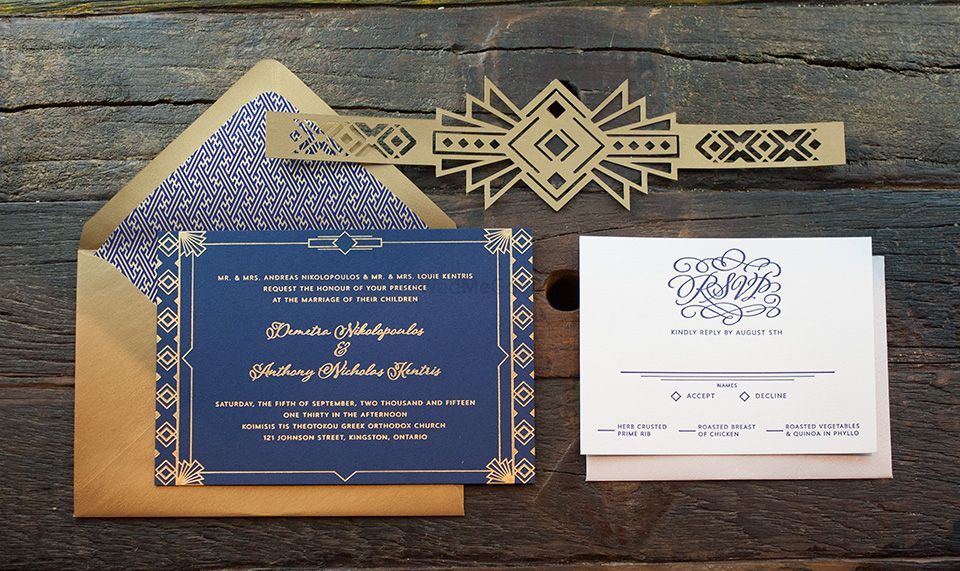 Photo By A Good Day, Inc. - Invitations