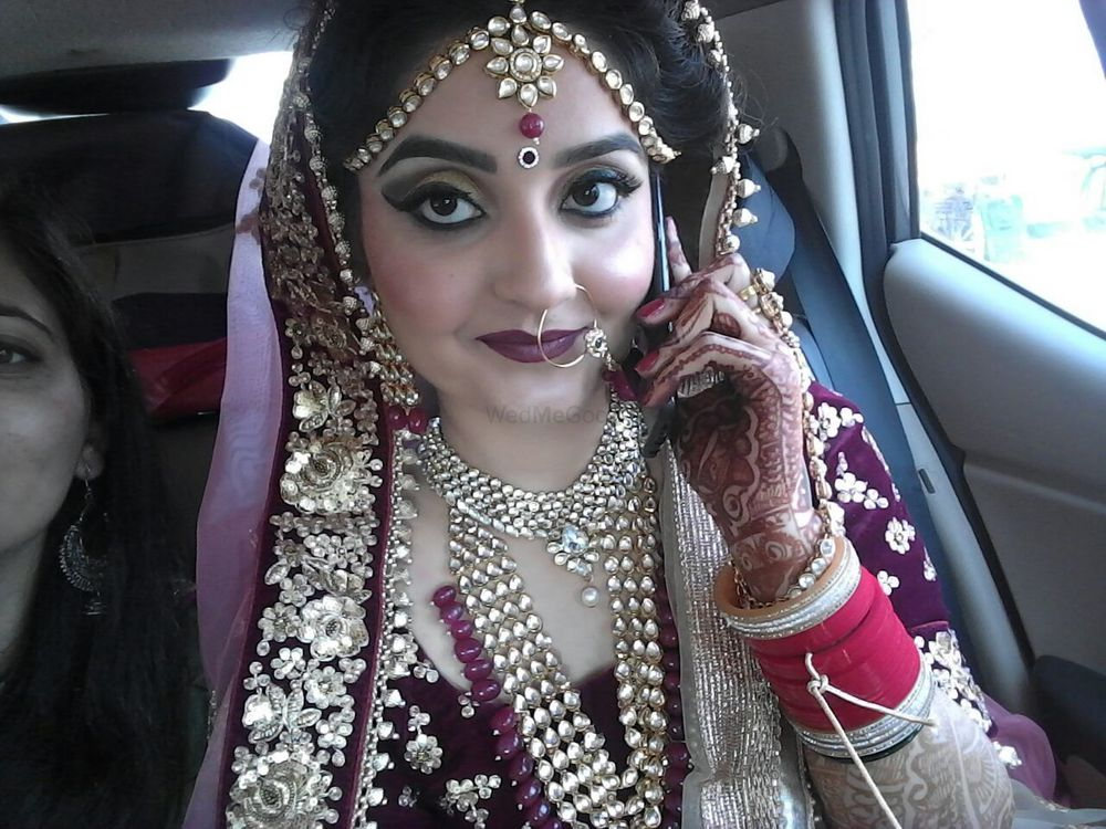 Photo By Makeup and Hairstyling by Deepti Bhardwaj - Bridal Makeup