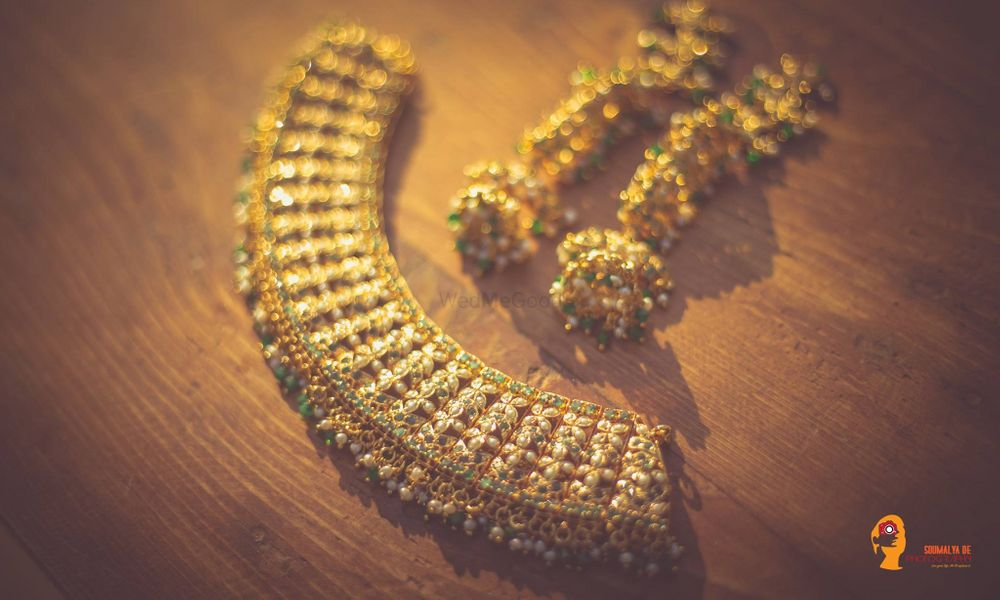 Photo of Bridal jewellery