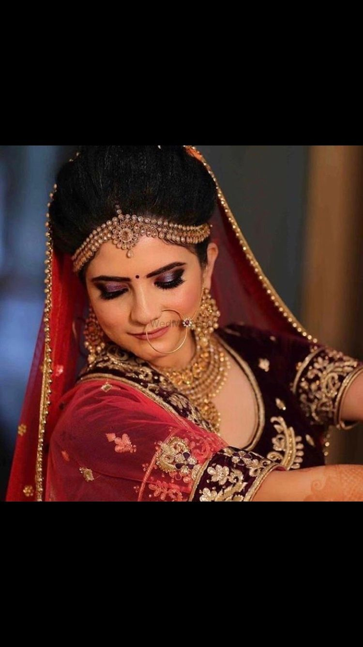 Photo By S & U Tanuja Pro Makeup Artist and Hairstylist  - Bridal Makeup