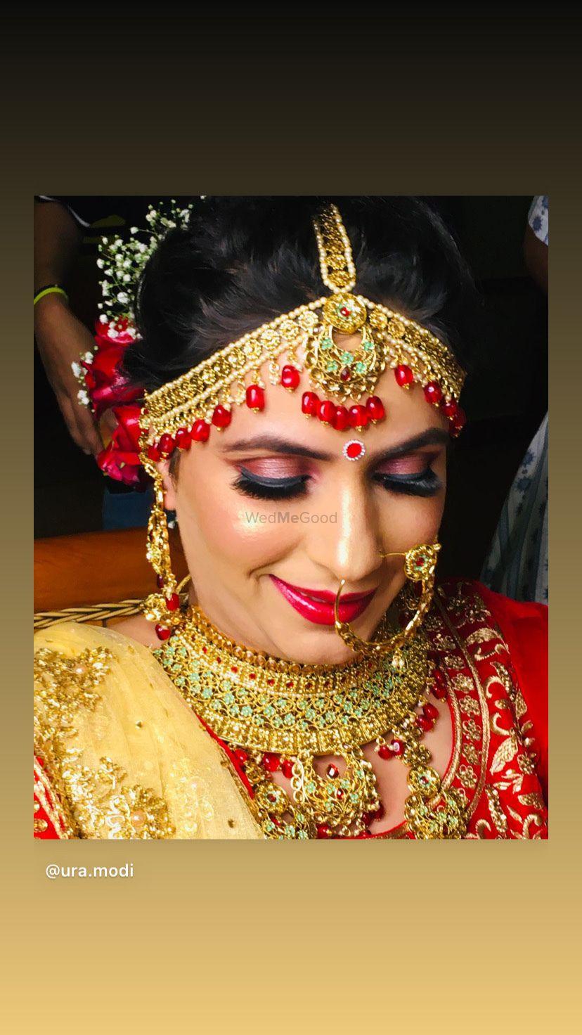 Photo By Saura Salon - Bridal Makeup
