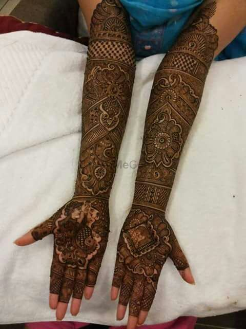 Photo By Nirmal Mehandi Artist  - Mehendi Artist
