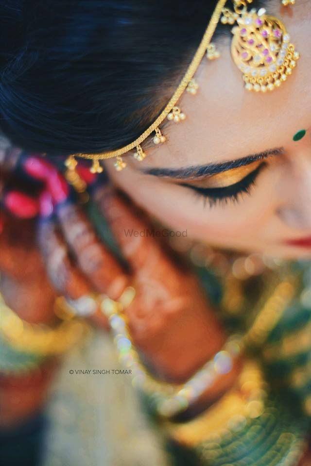 Photo By Orange The Salon - Bridal Makeup