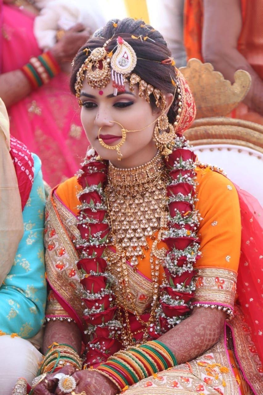 Photo By Shab's Beauty Salon & Bridal Studio - Bridal Makeup