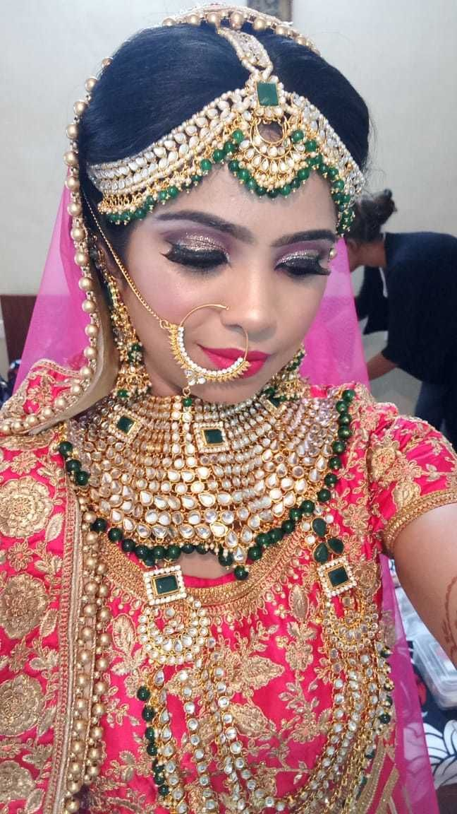 Photo By Glam up Makeovers - Bridal Makeup