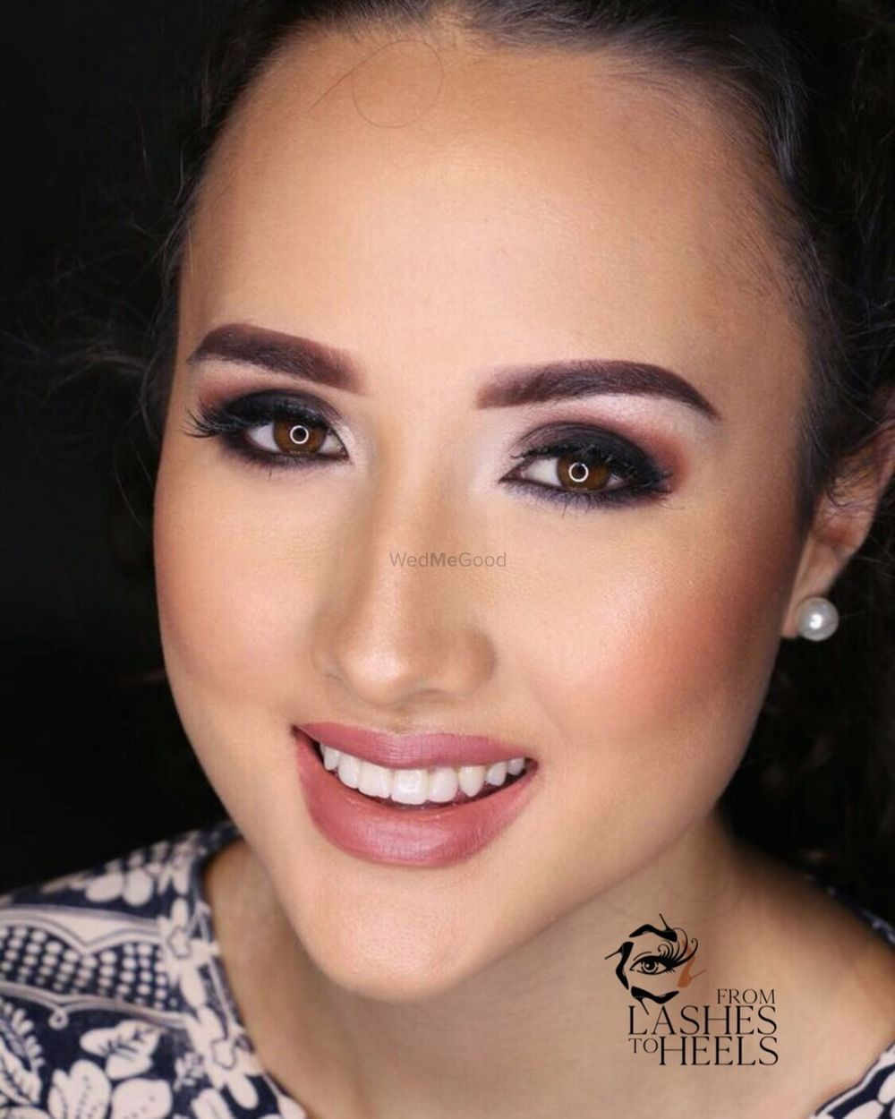Photo By From Lashes To Heels - Makeup Artist