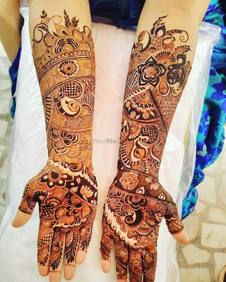 Photo By Sandeep Mehendi Artist - Mehendi Artist