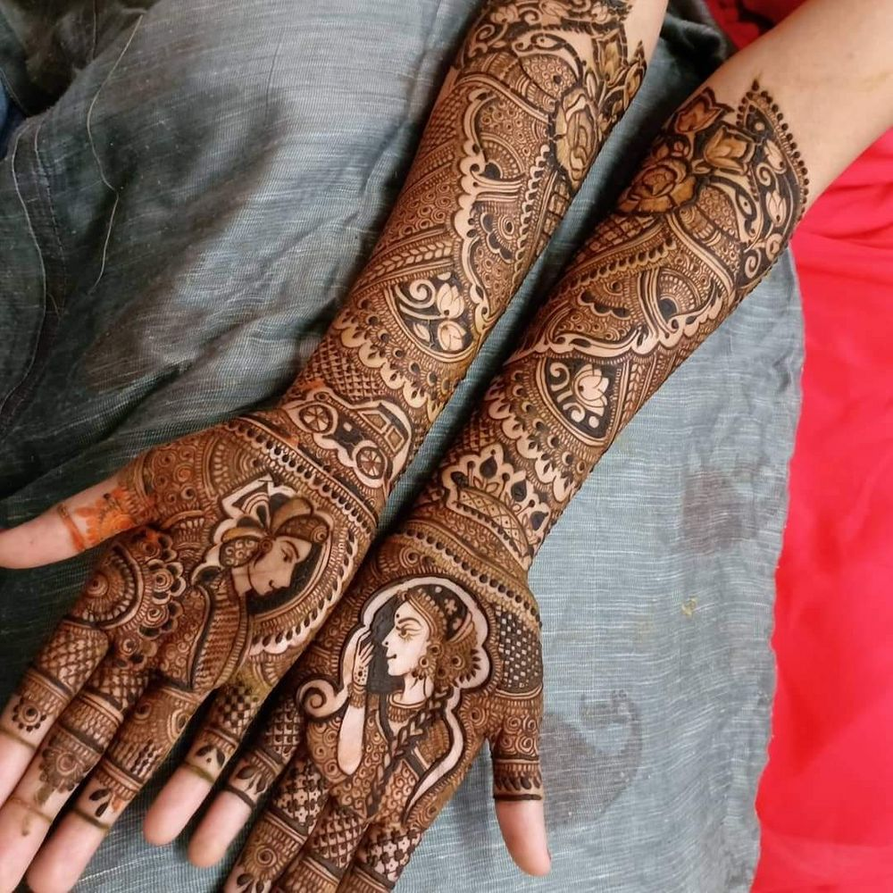 Photo By Sandeep Mehendi Artist - Mehendi Artist