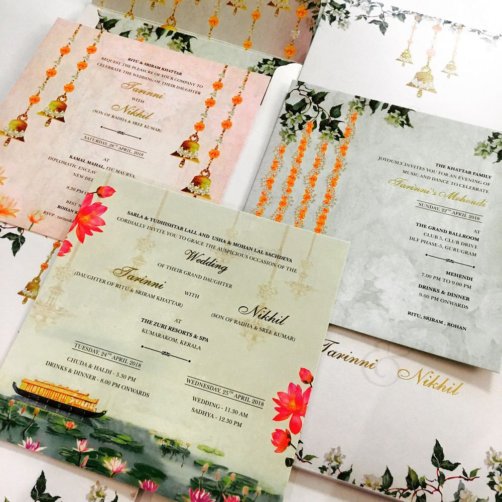 Photo By White Mirage - Invitations