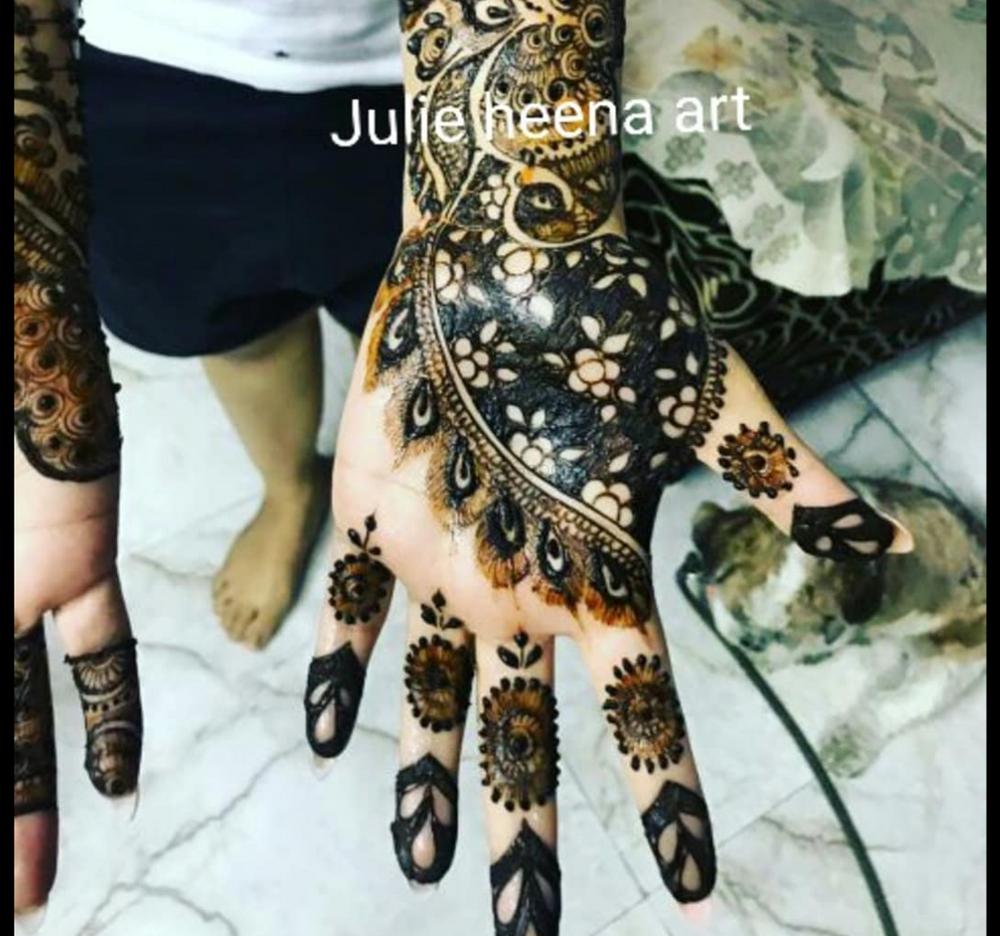 Photo By Jully Mehandi Designer - Mehendi Artist