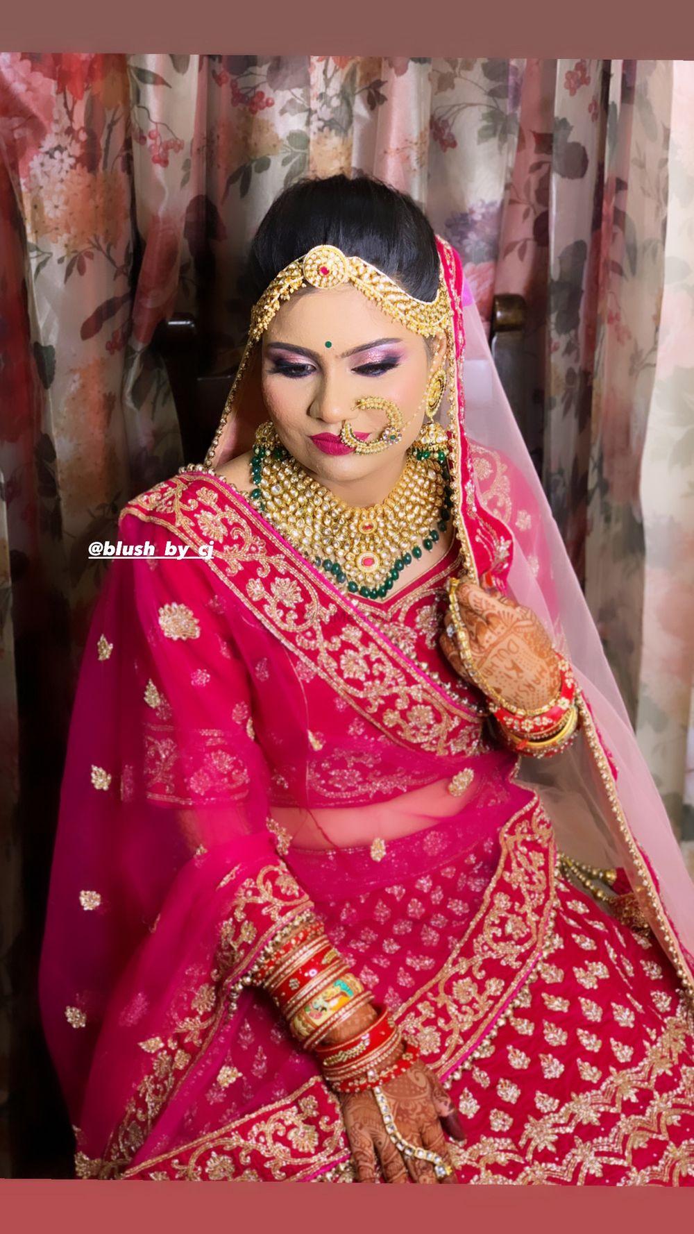 Photo By Blush By CJ - Bridal Makeup