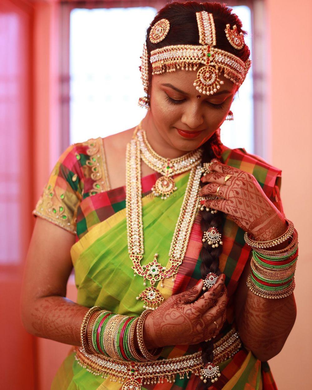 Photo By Zing Creations - Bridal Makeup