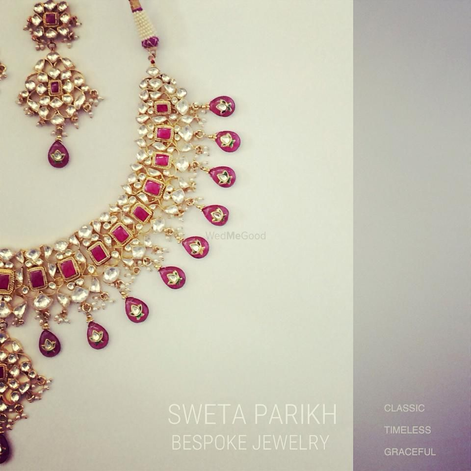 Photo By Sweta Parikh-Bespoke Jewelry - Jewellery