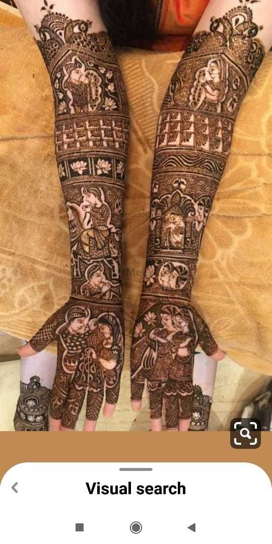 Photo By Ram Babu And Uday Mehendi - Mehendi Artist