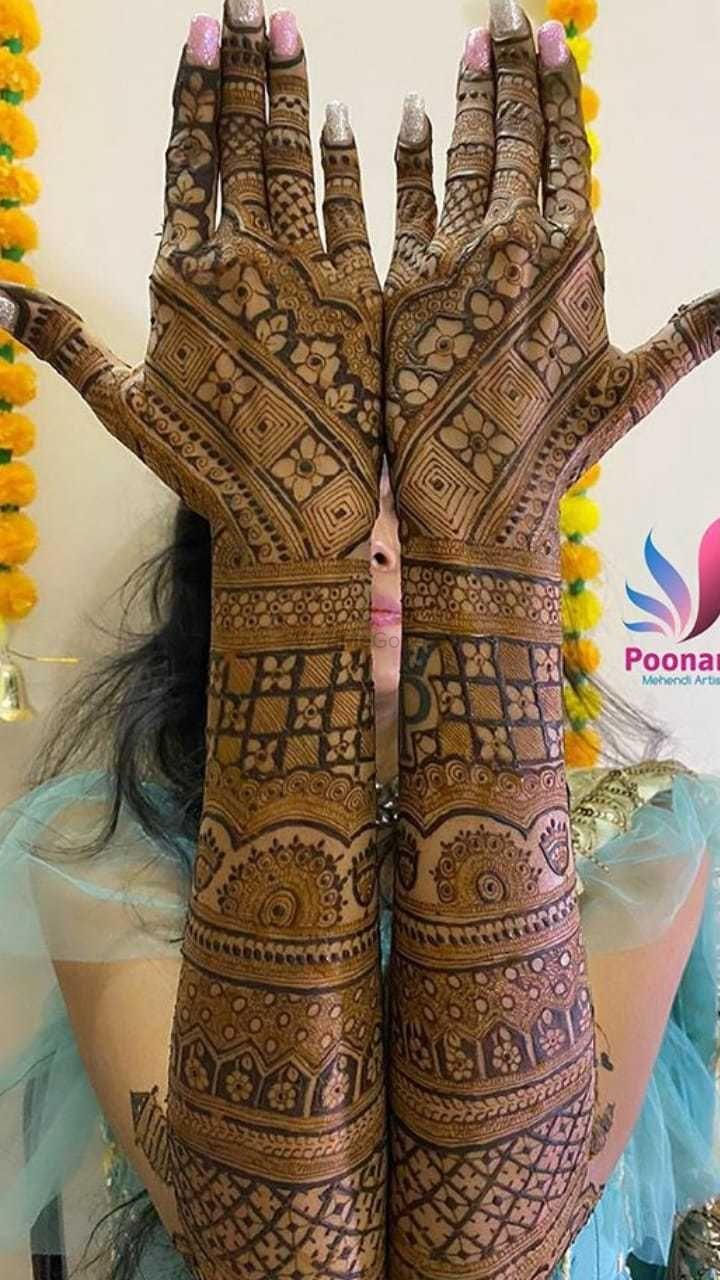 Photo By Ram Babu And Uday Mehendi - Mehendi Artist