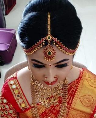 Photo By Dazzling Blinkz - Bridal Makeup