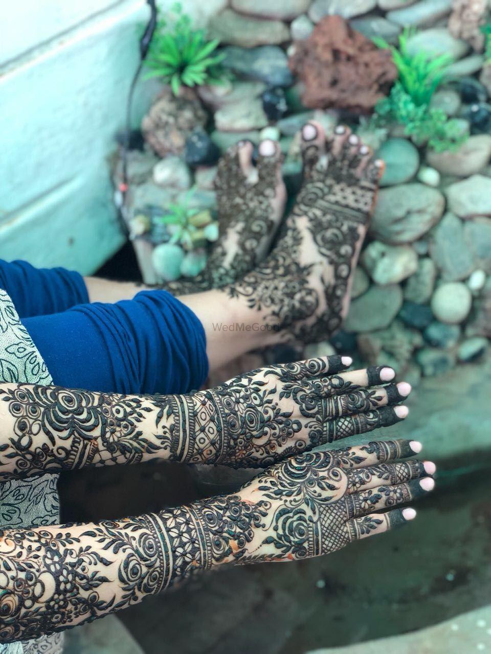 Photo By Maseera Mehendi Artist - Mehendi Artist