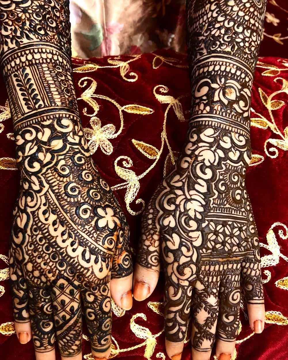 Photo By Maseera Mehendi Artist - Mehendi Artist