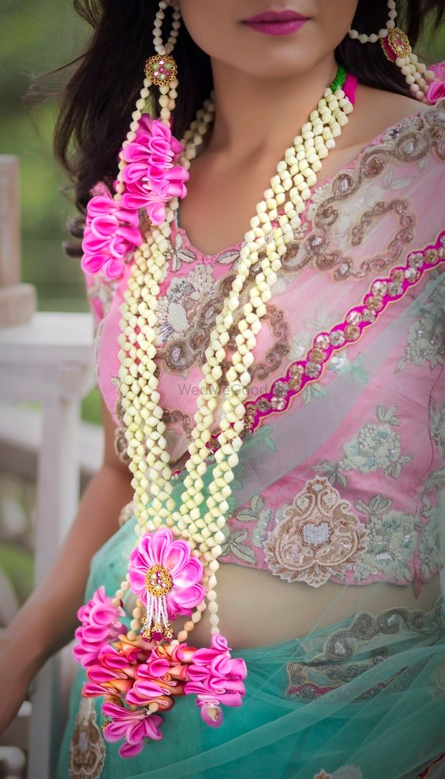 Photo of Flower jewellery for bride