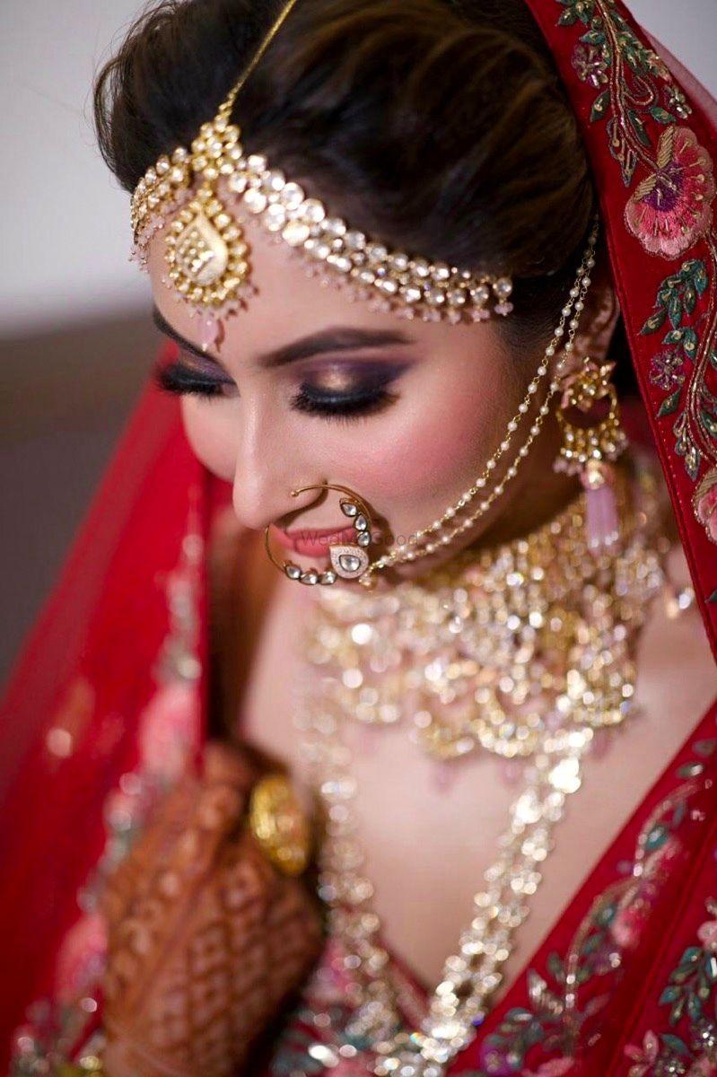 Photo By Hair and Makeup by Yashika - Bridal Makeup