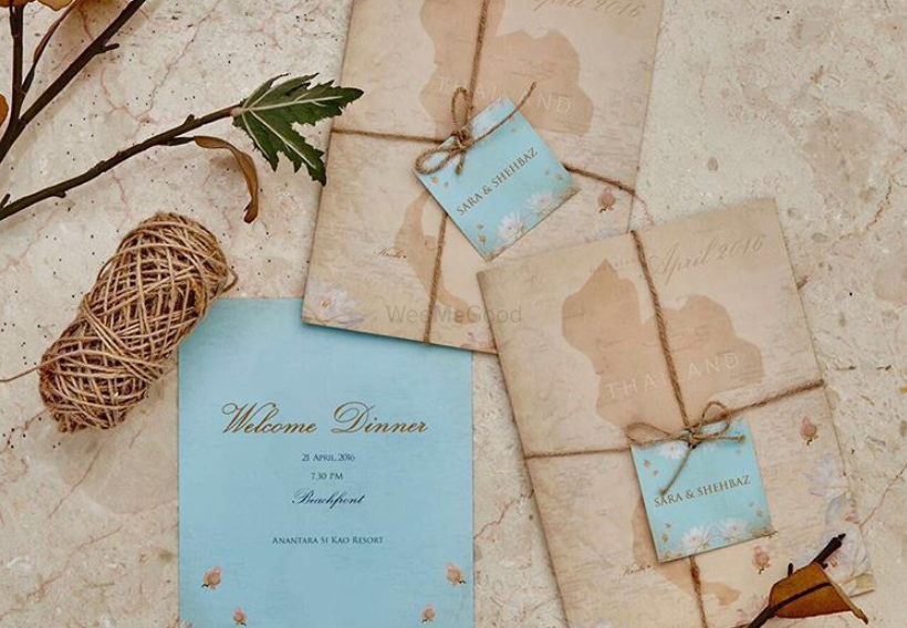 Photo By All Things Artistic - Invitations