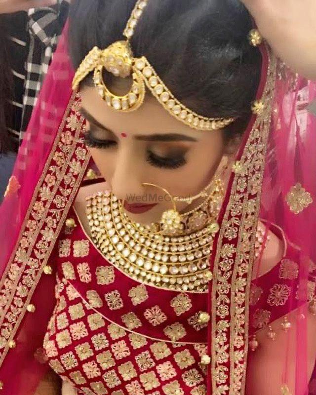 Photo By Anjali Bhasker - Bridal Makeup