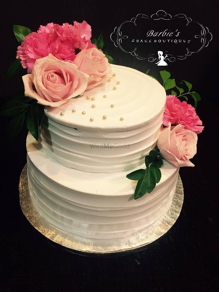 Photo By Barbie's Bake Boutique - Cake
