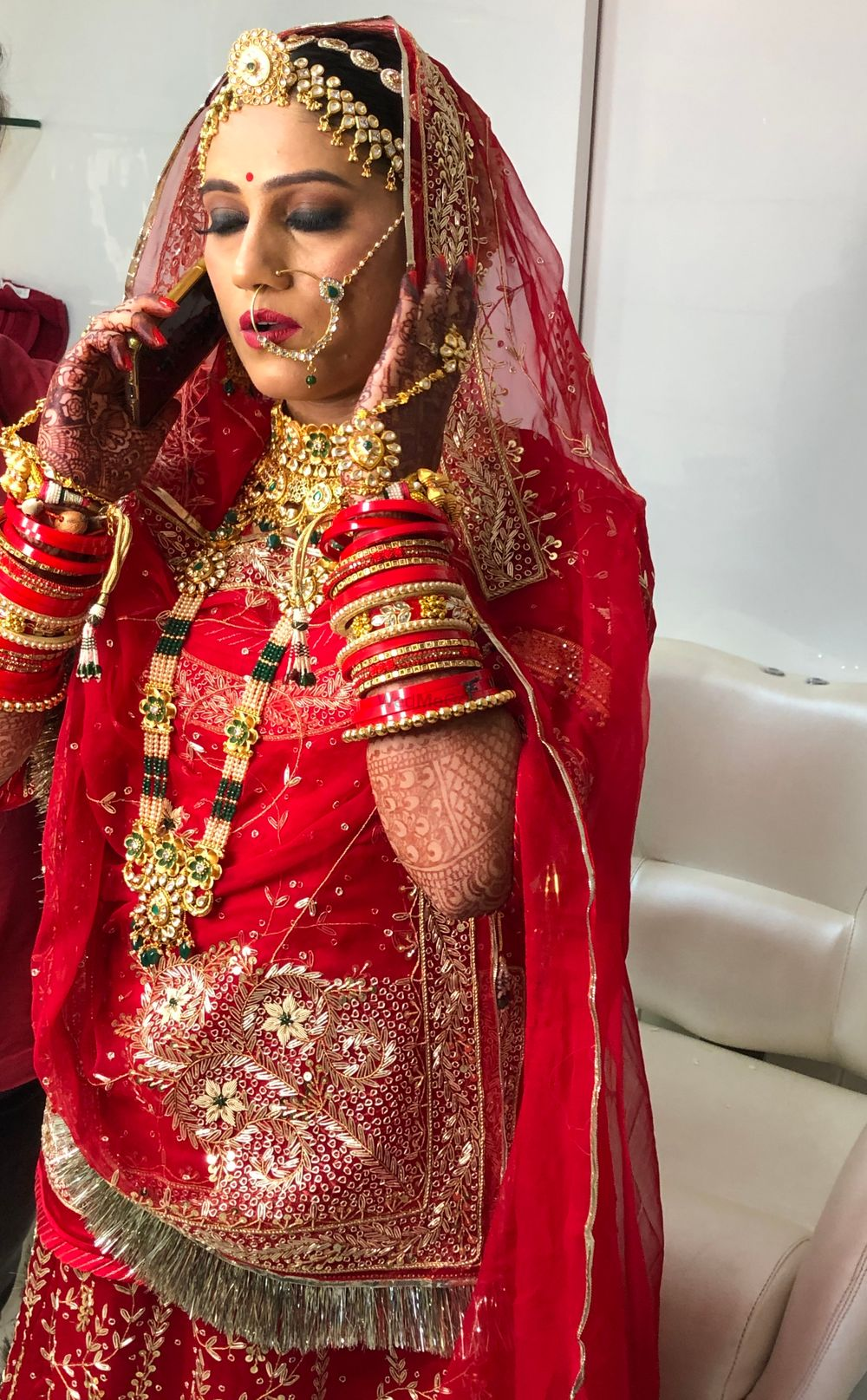 Photo By Makeovers By Kamakshi Soni - Bridal Makeup