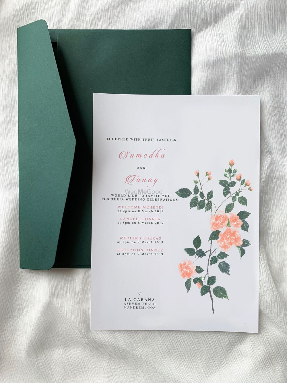 Photo By Pale Pink Studio - Invitations