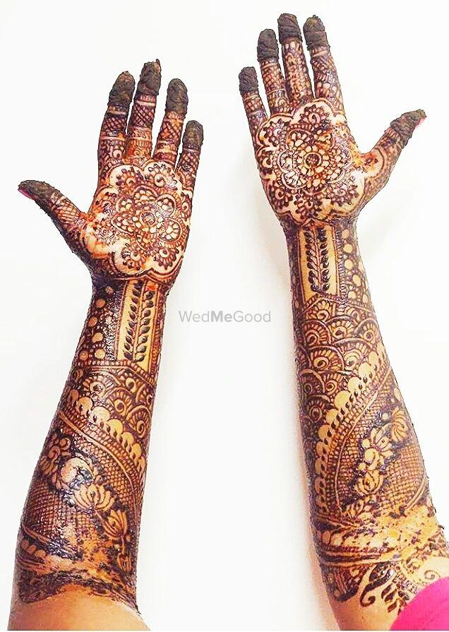 Photo By Ameena Mehendi Artist - Mehendi Artist