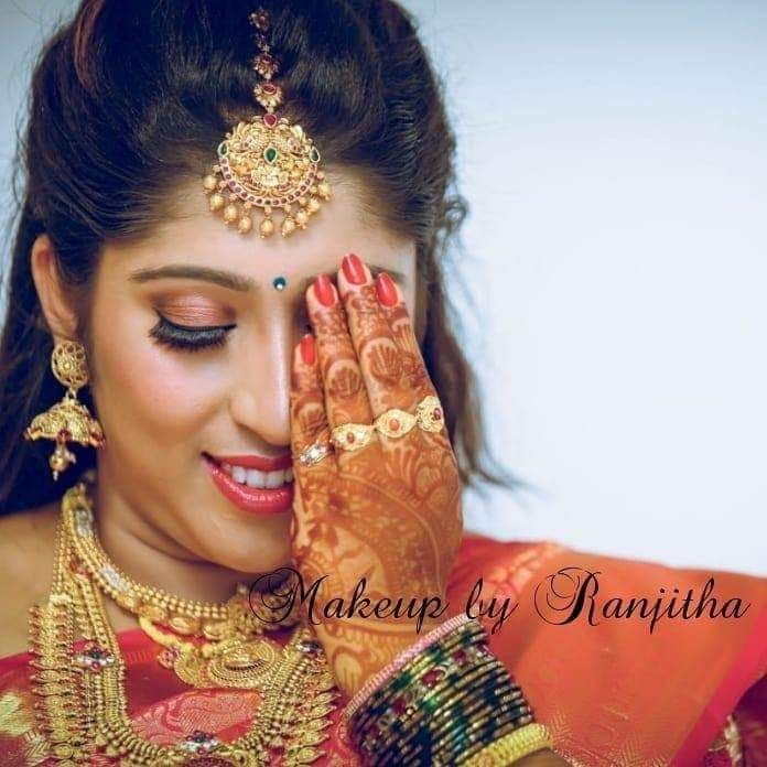 Photo By Makeup by Ranjitha - Bridal Makeup